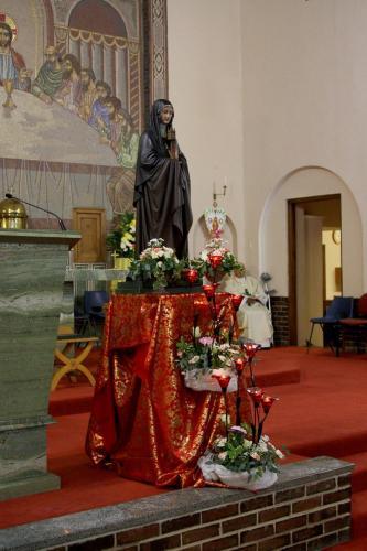 90th Anniversary Mass 10