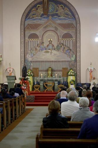 90th Anniversary Mass 11