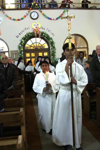90th Anniversary Mass 12