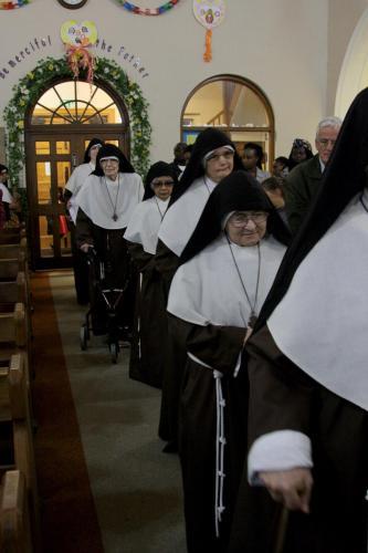 90th Anniversary Mass 14
