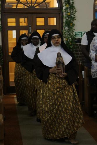 90th Anniversary Mass 15