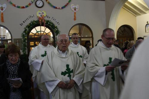 90th Anniversary Mass 17
