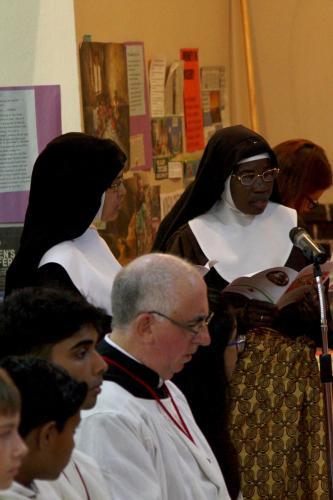 90th Anniversary Mass 25