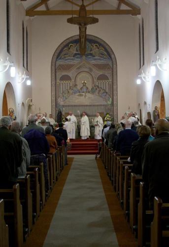 90th Anniversary Mass 28