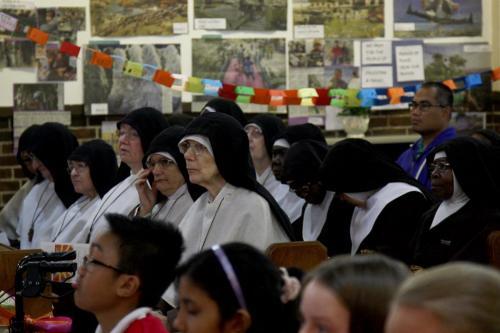 90th Anniversary Mass 30