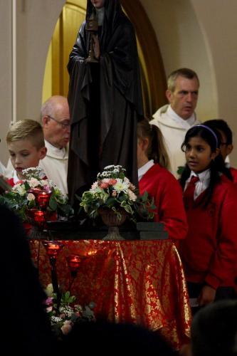 90th Anniversary Mass 37