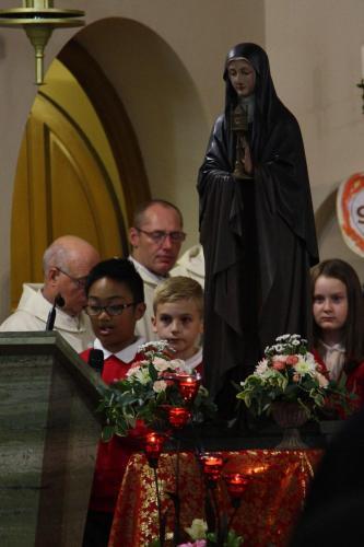 90th Anniversary Mass 39